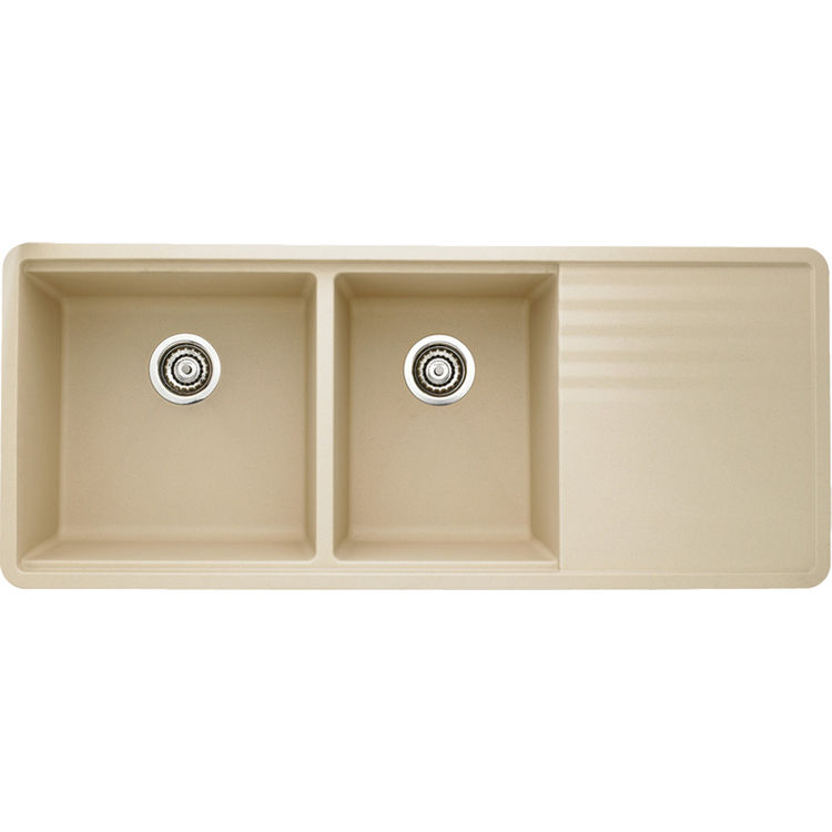 ... Sinks Blanco 441293 Precis Mult-Level 1-3/4 Bowl Sink Package