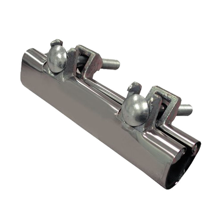 Quot stainless steel repair clamp plumbersstock