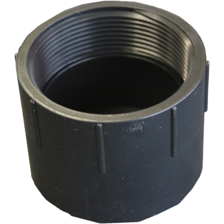 Inch abs female adapter construction plumbersstock