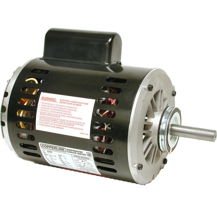 dial 2396 1 hp 2 speed copperline single inlet motors. Black Bedroom Furniture Sets. Home Design Ideas