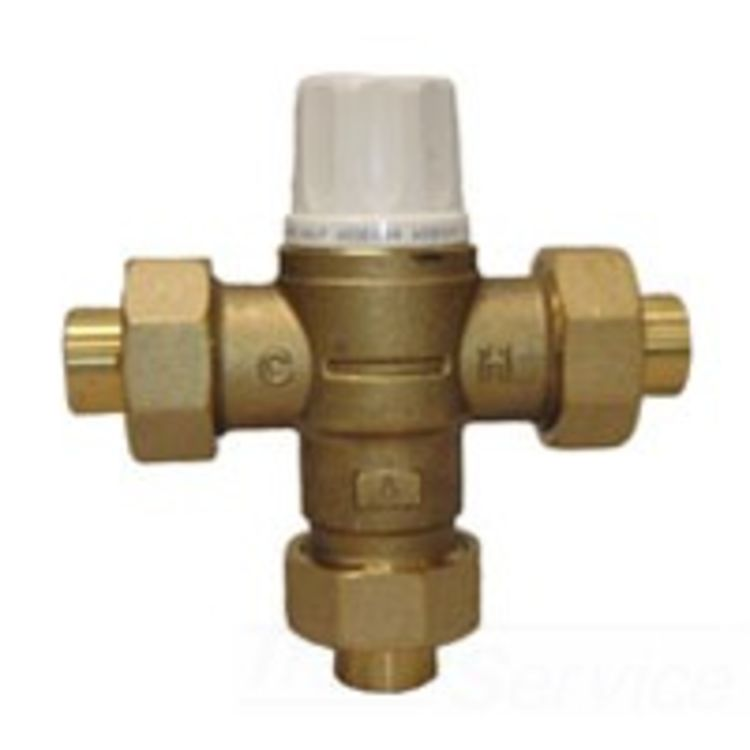Industrial Thermostatic Mixing Valve